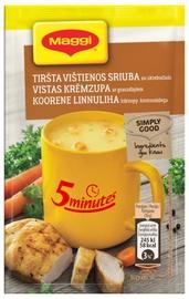 Vištienos sriuba MAGGI su skrebučiais, 16 g