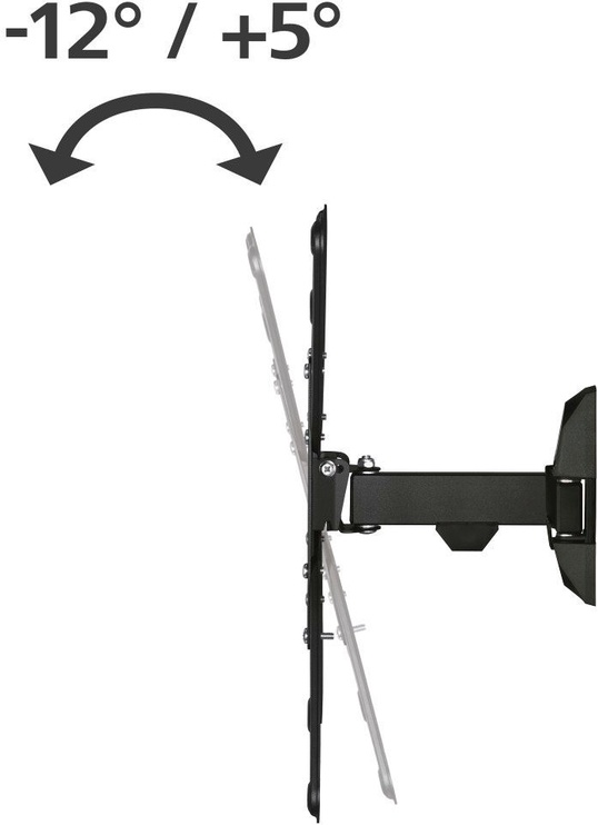 Hama FullMotion TV Wall Bracket 32-65''