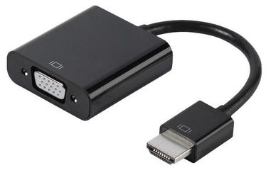 Vivanco HDMI To VGA Adapter Black