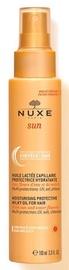 Aliejus plaukams Nuxe Sun Moisturising Protective Milky Oil, 100 ml