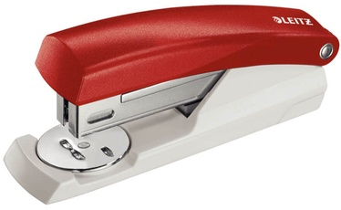 Esselte Stapler 5501/25p Red