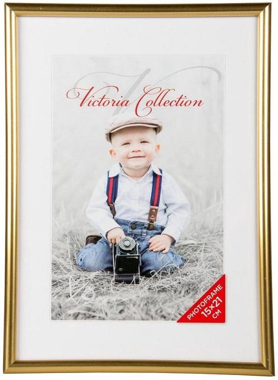 Victoria Collection Photo Frame Future 15x21cm Gold