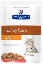 Hill's Prescription Diet Kidney Care k/d Salmon 12x85g