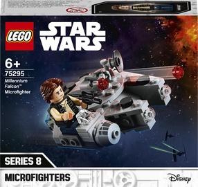 Конструктор LEGO Star Wars Микрофайтеры: «Сокол тысячелетия» 75295, 101 шт.