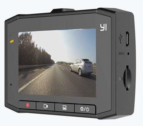 Xiaomi Yi Ultra Dash Camera Black