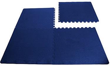 Spokey Scrab Puzzle Mat Blue