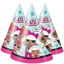 L.O.L. Surprise! Party Hat 8pcs FL21730
