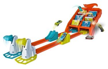 Rotaļlietu komplekts hot wheel krāsainas plāksnes gbf89