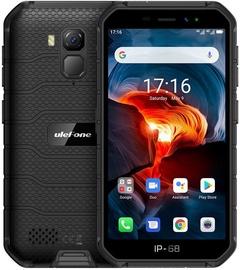 Mobilusis telefonas Ulefone Armor X7 Black, 16 GB