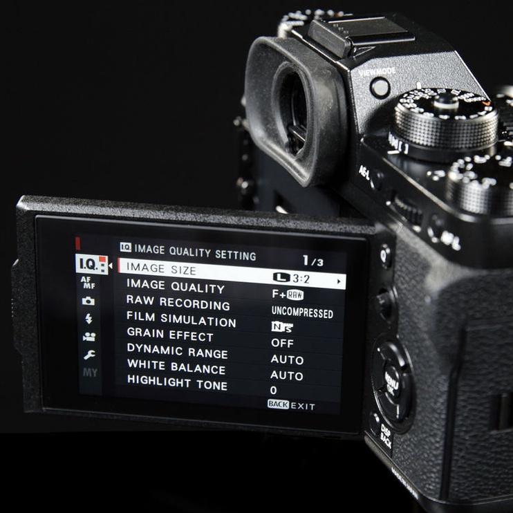 Fujifilm X-T2 Body Black
