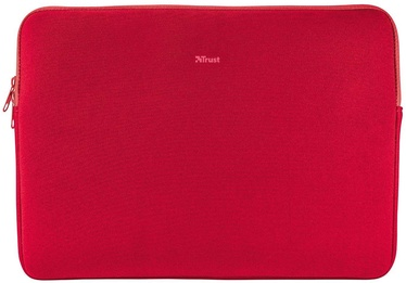 """Trust Primo Soft Laptop Sleeve 13.3"""" Red"""