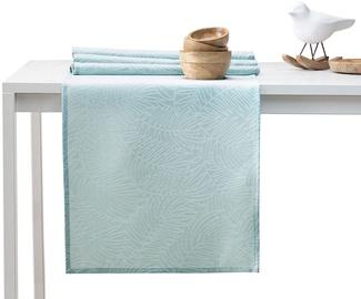 AmeliaHome Gaia AH/HMD Tablecloth Mint Set 115x250/35x250 2pcs