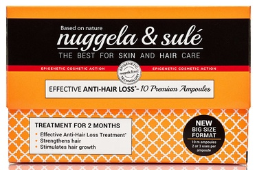 Nuggela & Sulé Anti Hair Loss Ampoules 10x10ml