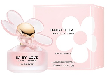 Kvepalai Marc Jacobs Daisy Love Eau So Sweet, 100 ml EDT