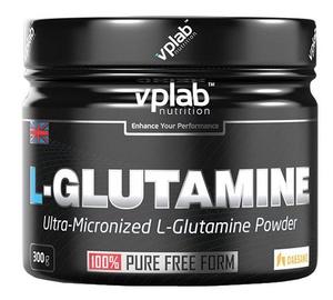 Аминокислоты VPLab L-Glutamine, 0.3 кг