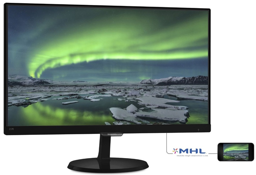 Monitorius Philips 237E7QDSB/00