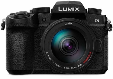 Panasonic LUMIX DC-G90 + 14-140 mm Black