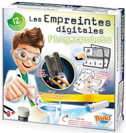 Buki France Experiments Fingerprints