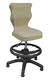 Entelo Petit Black HC+F Size 4 Children Chair VS26 Beige