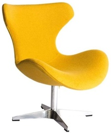 Signal Meble Felix Armchair Yellow