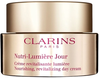 Крем для лица Clarins Nutri Lumiere Day Cream, 50 мл