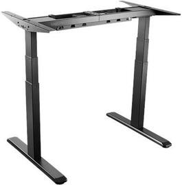 Reģistratūras galds Logilink, melna