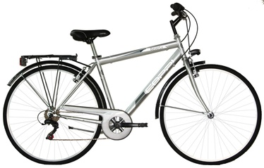 Coppi City Bike Man 28'' 51 Silver