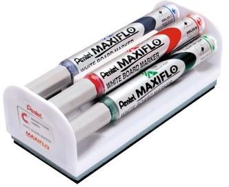 Allboards Whiteboard Markers + Magnetic Eraser