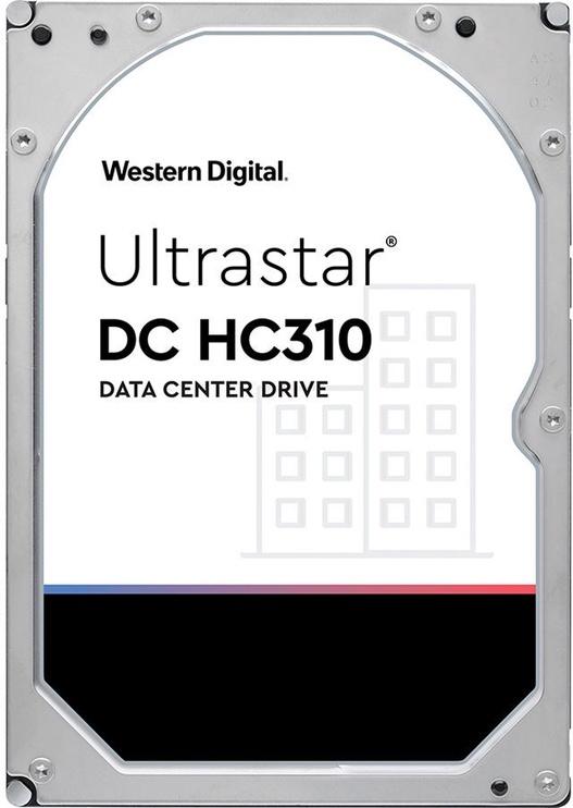 """Western Digital Ultrastar DC HC310 4TB 3.5"""" 7200RPM 128MB HUS726T4TALA6L4"""