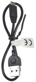 Vakoss Cable USB to USB-micro Black 0.3m