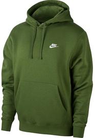Nike Sportswear Club Fleece Pullover Hoodie BV2654 326 Green S