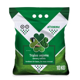 Achema Fertilizers For Lawns Veja-3 Moss 10kg