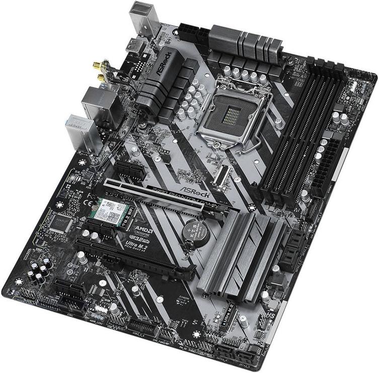 Mātesplate ASRock Z490 Phantom Gaming