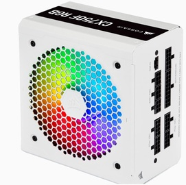 Corsair CX750F RGB 80 Plus 750W White