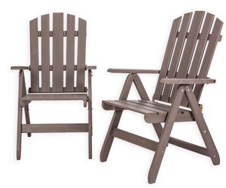 Folkland Timber Folding Chair Canada Graphite