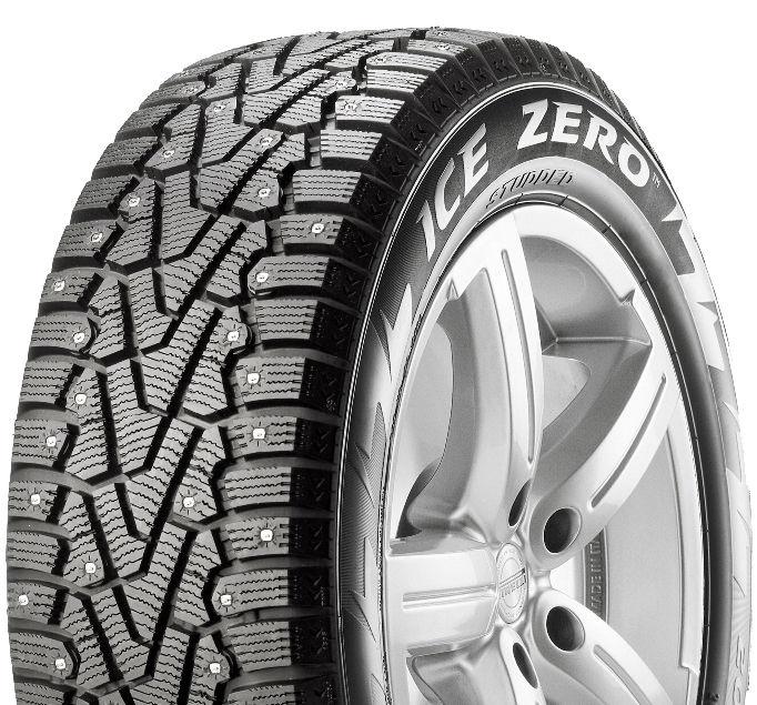 Žieminė automobilio padanga Pirelli Winter Ice Zero, 265/50 R20 111 H XL, dygliuota