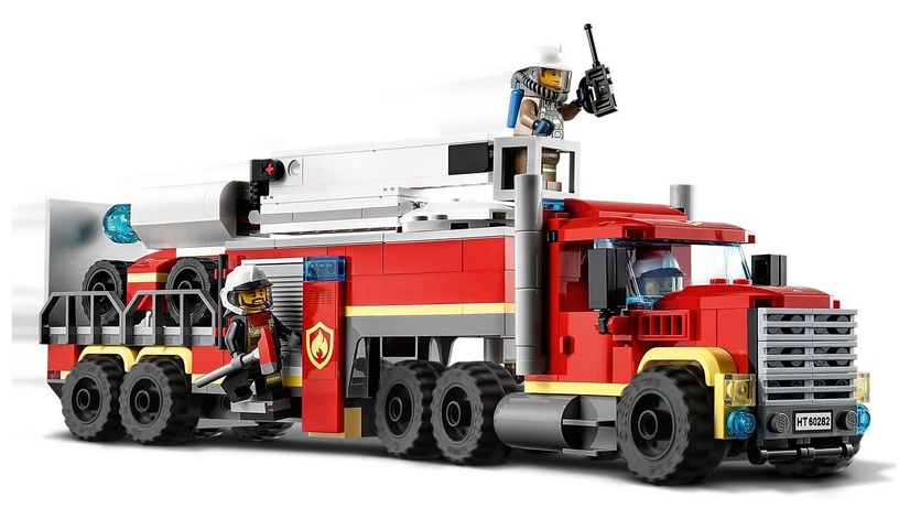 Konstruktorius LEGO City Fire Command Unit 60282