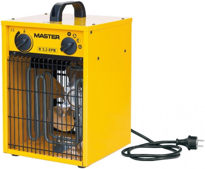 Электрический нагреватель Master B3.3 EPB, 3 кВт