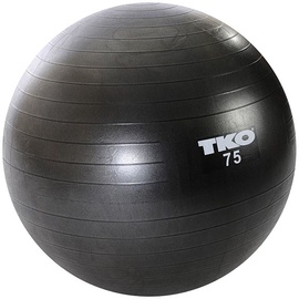 TKO Fitness Ball 75cm Black