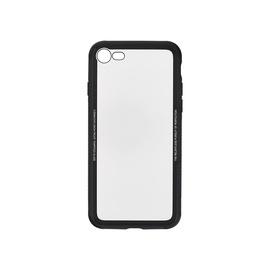 Чехол Tellur Cover Glass Simple, прозрачный/черный