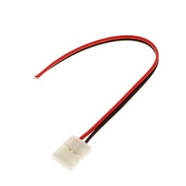 LED juostelių jungiamoji detalė su laidu Vagner SDH 2 kontaktų