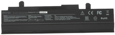 Mitsu Battery For Asus Eee PC 1015 4400mAh