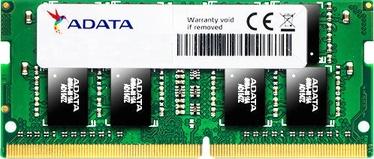 Operatīvā atmiņa (RAM) ADATA Premier AD4S240038G17-R DDR4 (SO-DIMM) 8 GB