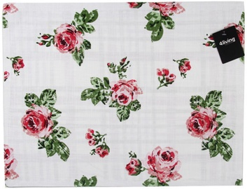 4Living Home Textile Roses 35x45cm 009822