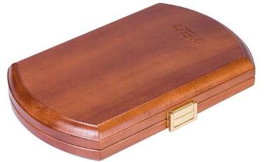 Сумка для ракеток Atemi Luxury, коричневый