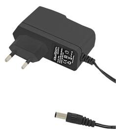 Qoltec AC Adapter 5.5 x 2.5 / Euro Black 1.4m