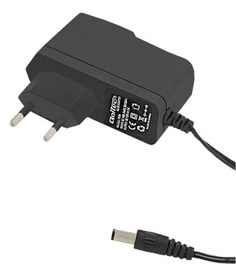 Qoltec AC Adapter 5.5 x 2.5 / Euro Black 1.4m