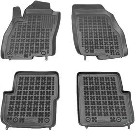 REZAW-PLAST Fiat Punto Evo 2009 Rubber Floor Mats