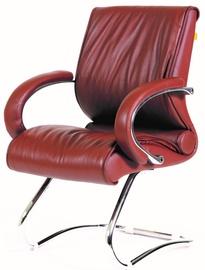 Apmeklētāju krēsls Chairman 445 Leather Brown, 1 gab.