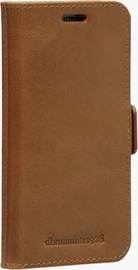Dbramante1928 Lynge Bookcase For Apple iPhone 12 Mini Brown